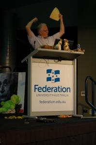 Harry Ballis- Head of Campus Fed Uni- Churchill